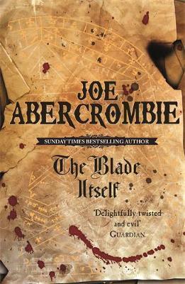 """""""The blade itself"""" av Joe Abercrombie"""