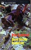"""""""Den hvite kineser (Den Svarte serie ; 110)"""" av Pio Larsen"""