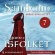 """""""Spøkelsesslottet"""" av Margit Sandemo"""