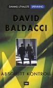 """Absolutt kontroll"" av David Baldacci"