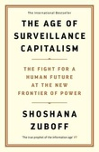 """""""The age of surveillance capitalism the fight for a human future at the new frontier of power"""" av Shoshana Zuboff"""