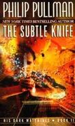"""""""The subtle knife - his dark materials"""" av Philip Pullman"""