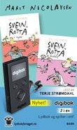 """""""Svein og rotta i Syden ; Svein og rotta på hospitalet"""" av Marit Nicolaysen"""