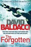 """The forgotten"" av David Baldacci"