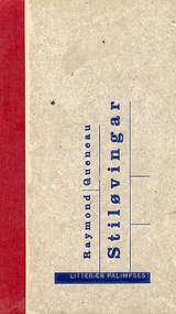 """""""Stiløvingar"""" av Raymond Queneau"""