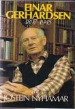 """Einar Gerhardsen"" av Jostein Nyhamar"