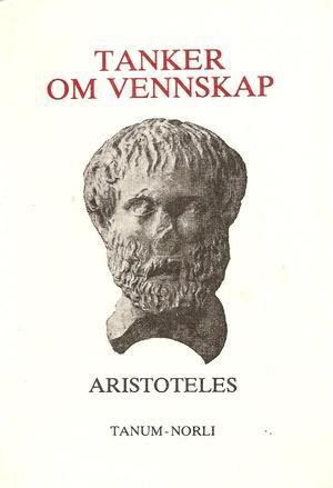 """Tanker om vennskap"" av Aristoteles"