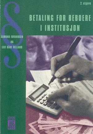 Betaling for beboere i institusjon