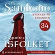 """""""Kvinnen på stranden"""" av Margit Sandemo"""