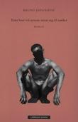 """""""Etter hvert vil øynene venne seg til mørket - roman"""" av Bruno Jovanović"""