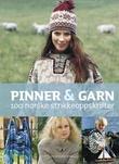"""""""Pinner & garn - 100 norske strikkeoppskrifter"""" av Toril Blomquist"""