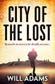"""City of the Lost"" av Will Aadams"