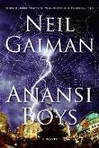 """""""Anansi boys"""" av Neil Gaiman"""