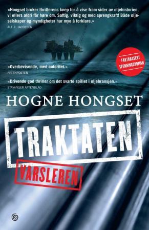 """""""Traktaten - varsleren"""" av Hogne Hongset"""