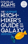 """""""The ultimate hitchhiker's guide to the galaxy"""" av Douglas Adams"""