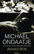 """Annas bok"" av Michael Ondaatje"