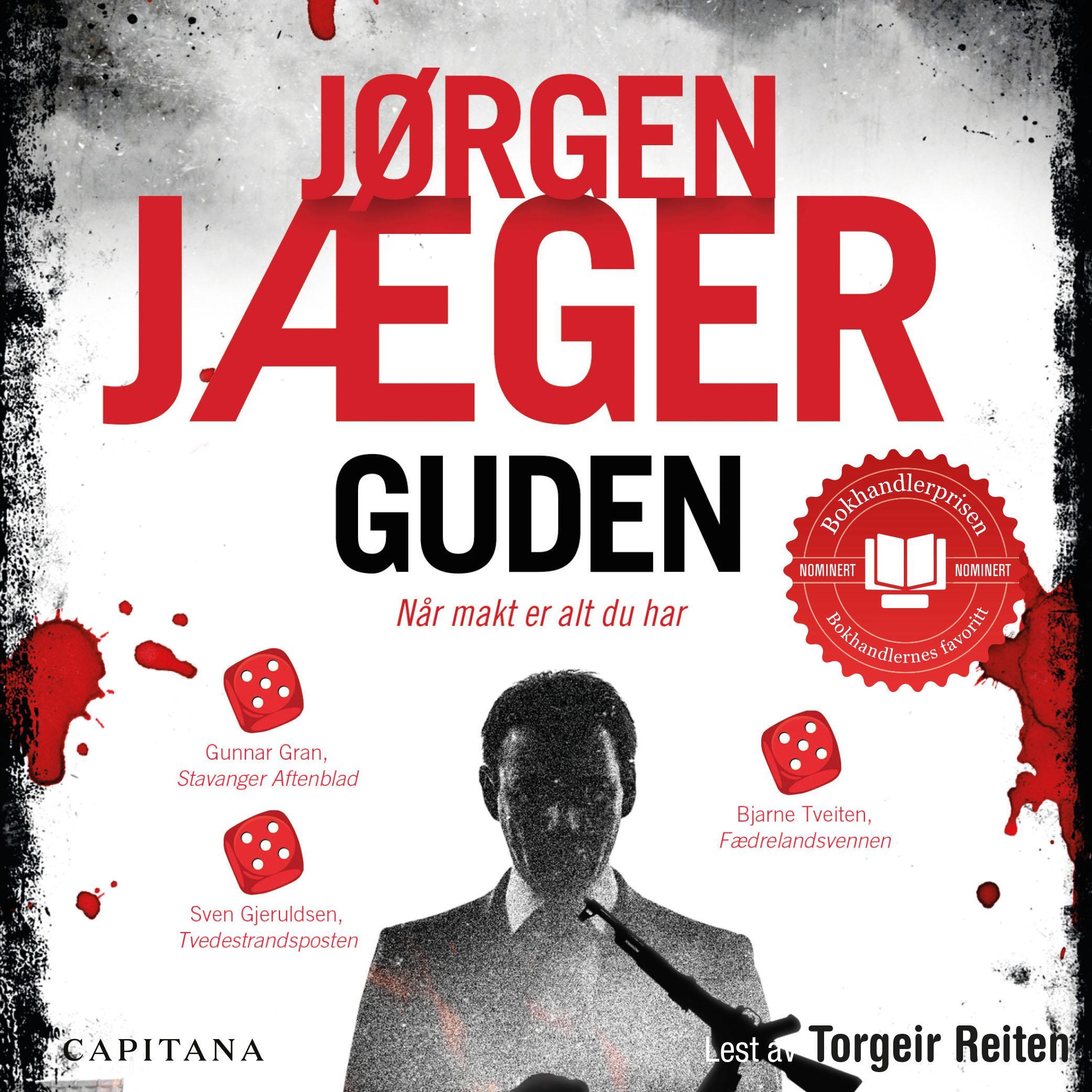 """""""Guden"""" av Jørgen Jæger"""