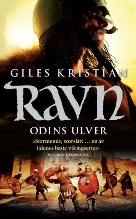 """""""Odins ulver"""" av Giles Kristian"""