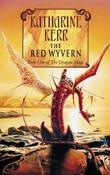 """""""The red wyvern book one of The dragon mage"""" av Katharine Kerr"""