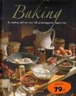 """""""Baking en samling med mer enn 100 grunnleggende oppskrifter"""" av Christine Melbye"""
