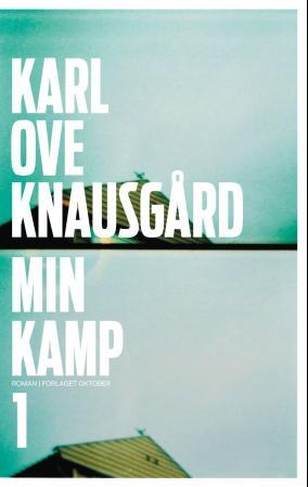 """""""Min kamp - roman"""" av Karl Ove Knausgård"""