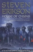 """House of chains - a tale of the Malazan book of the fallen"" av Steven Erikson"