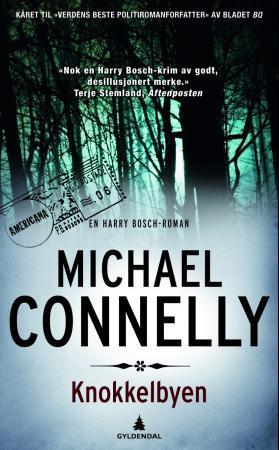 """""""Knokkelbyen - en Harry Bosch-roman"""" av Michael Connelly"""