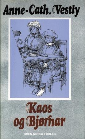 """""""Kaos og Bjørnar"""" av Anne-Cath. Vestly"""