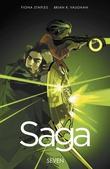 """""""Saga, Vol. 7"""" av Brian K Vaughan"""