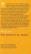 """""""Åtte moderne no-drama"""" av Yukio Mishima"""