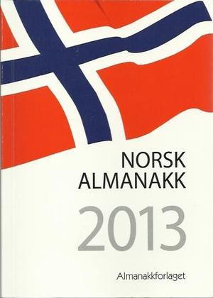"""""""Norsk Almanakk 2013 - Varenr. 2717301002"""" av Torgeir Ulshagen"""