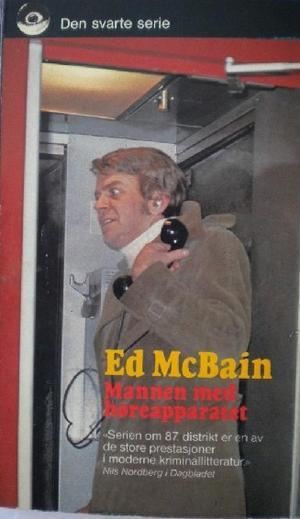 """""""Mannen med høreapparatet"""" av Ed McBain"""