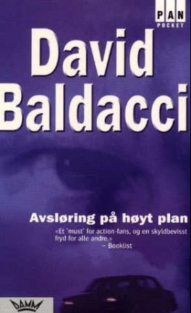 """""""Avsløring på høyt plan"""" av David Baldacci"""