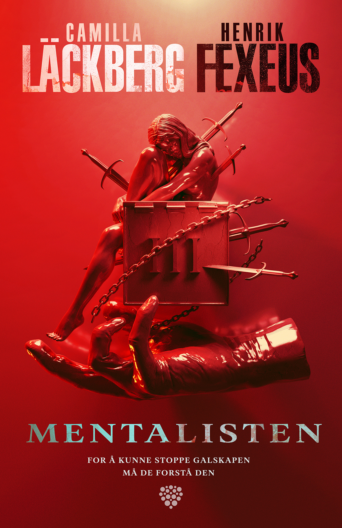"""""""Mentalisten"""" av Camilla Läckberg"""