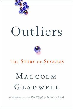 """""""Outliers - The Story of Success"""" av Malcolm Gladwell"""