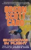 """""""Shadows in flight"""" av Orson Scott Card"""