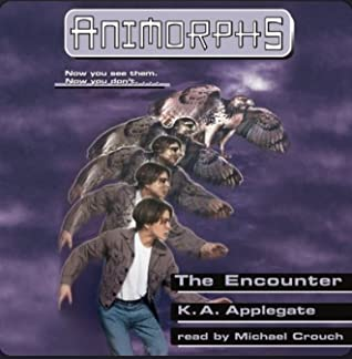"""""""The Encounter - Animorphs #3"""" av K. A. Applegate"""