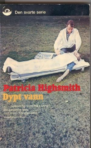 """Dypt vann"" av Patricia Highsmith"