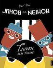 """""""Jakob og Neikob - tjuven slår tilbake"""" av Kari Stai"""
