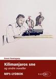 Omslagsbilde av Kilimanjaros sne og andre noveller