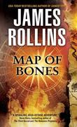 """Map of Bones"" av James Rollins"