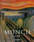 """""""Munch: basic art album 1863-1944"""" av Ulrich Bischoff"""