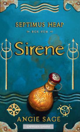 """""""Sirene - Septimus Heap"""" av Angie Sage"""