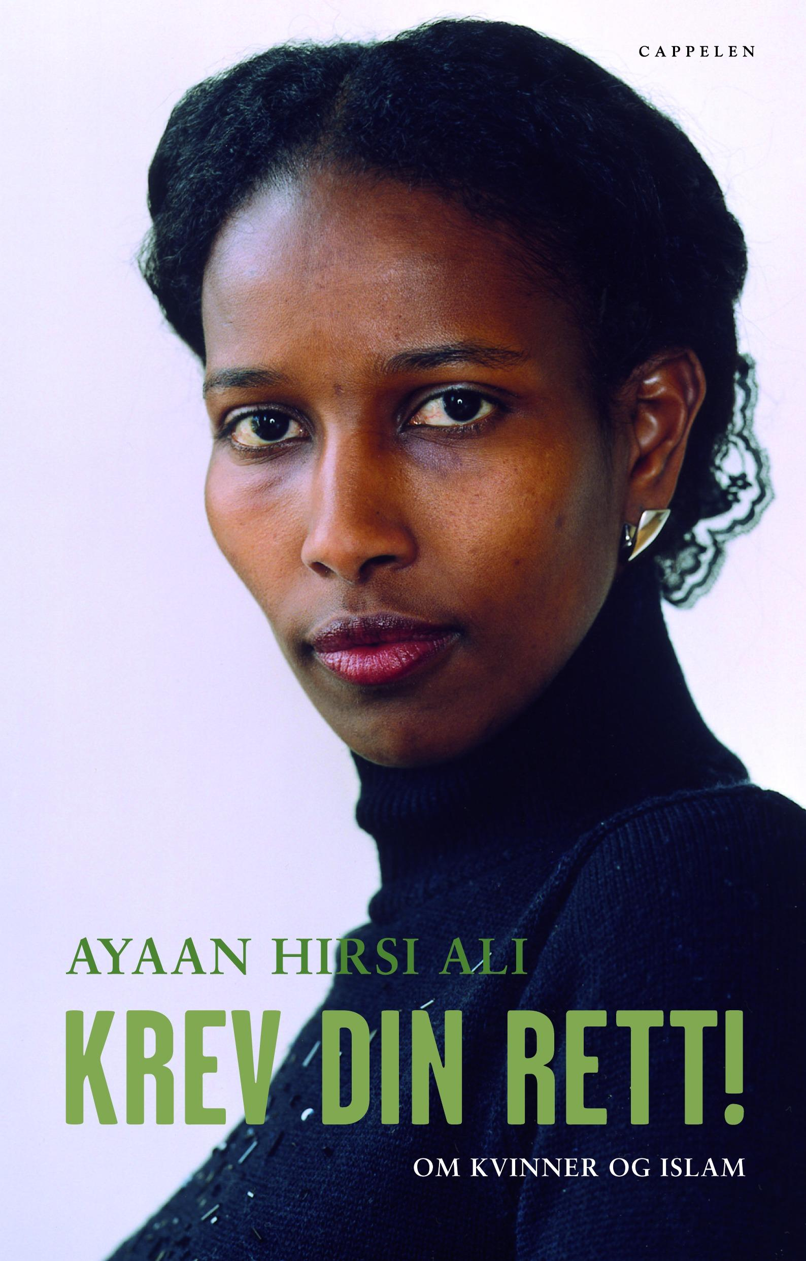 """""""Krev din rett! - om kvinner og islam"""" av Ayaan Hirsi Ali"""
