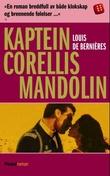 """Kaptein Corellis mandolin"" av Louis De Bernières"