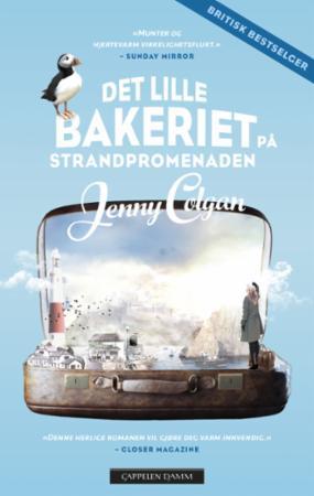 """""""Det lille bakeriet på strandpromenaden"""" av Jenny Colgan"""