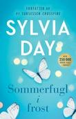 """""""Sommerfugl i frost"""" av Sylvia Day"""