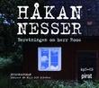 """""""Beretningen om herr Roos - kriminalroman"""" av Håkan Nesser"""