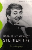 """Moab is my washpot - an autobiography"" av Stephen Fry"