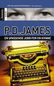 """""""En upassende jobb for en kvinne"""" av P.D. James"""
